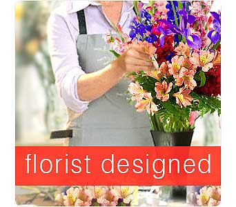 Florist Designed in Jersey City NJ, Hudson Florist