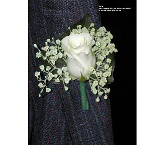 Boutonniere in Kent OH, Richards Flower Shop