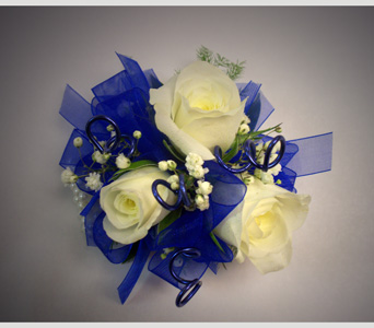 Beautiful in Blue in Monroe MI, Monroe Florist