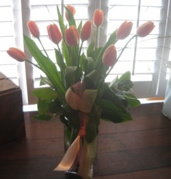 Mother'd Day Special! Spectacular French Tulips in Napa CA, Beau Fleurs Napa Valley Flowers