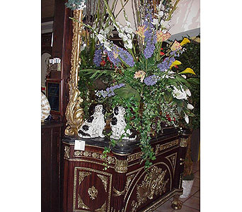 German Ormolu Sideboard in San Antonio TX, Allen's Flowers & Gifts