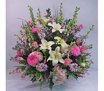 Sympathy Arrangement in Lower Gwynedd PA, Valleygreen Flowers and Gifts