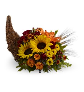 Heavenly Cornucopia in Spruce Grove AB, Flower Fantasy & Gifts