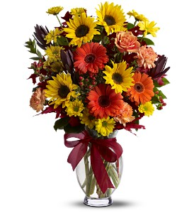 Teleflora's Glorious Autumn in Wichita KS, The Flower Factory, Inc.