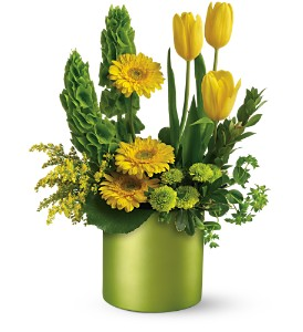 Teleflora's Citrus Sunshine Bouquet in Colorado Springs CO, Colorado Springs Florist