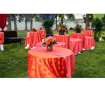Private Parties in Bellevue WA, CITY FLOWERS, INC.