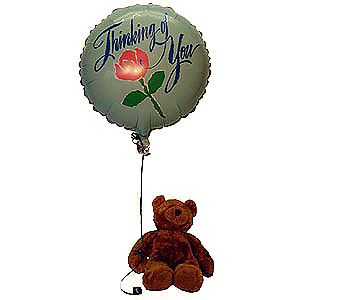 Thoughtful Bear Local and Nationwide Guaranteed Delivery - GoFlorist.com