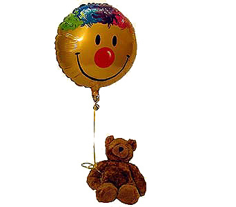 Smiling Bear Local and Nationwide Guaranteed Delivery - GoFlorist.com