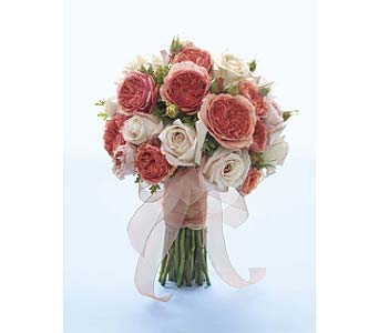 Mixed Pink Rose Bouquet in Perrysburg & Toledo OH - Ann Arbor MI OH, Ken's Flower Shops