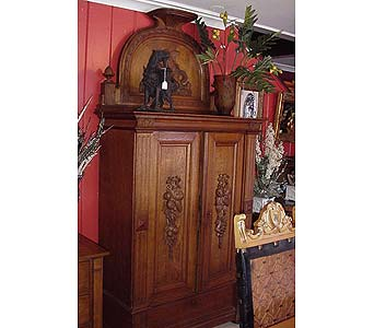 French Hunt Cabinet in San Antonio TX, Allen's Flowers & Gifts