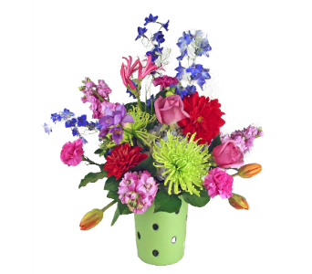 Bright Mix Bouquet in Indianapolis IN, 317 Flowers