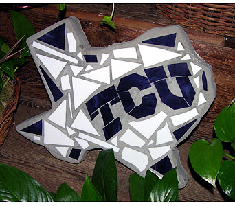 TCU Stepping Stone in Fort Worth TX, TCU Florist