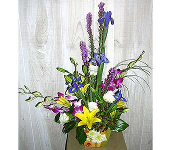 The L Word in Dallas TX, Petals & Stems Florist