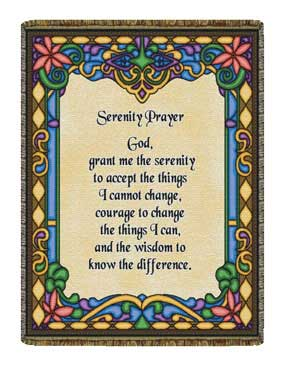 Serenity Prayer in Monroe MI, Monroe Florist