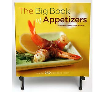 The Big Book  of Appetizers in Oshkosh WI, House of Flowers