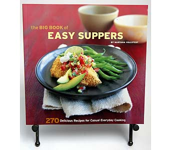 The Big Book of Easy Suppers in Oshkosh WI, House of Flowers