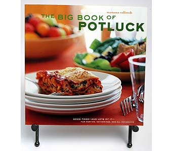 The Big Book of Potluck in Oshkosh WI, House of Flowers