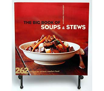 The Big Book of Soups and Stews in Oshkosh WI, House of Flowers