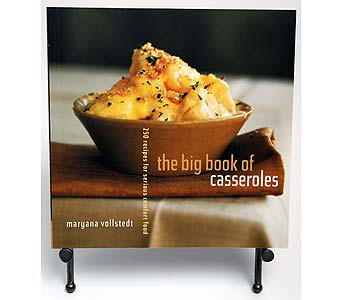 The Big Book of Caseroles in Oshkosh WI, House of Flowers