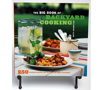 The Big Book of Backyard Cooking in Oshkosh WI, House of Flowers