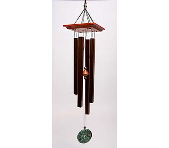 Woodstock Windchimes - Turquoise in Oshkosh WI, House of Flowers