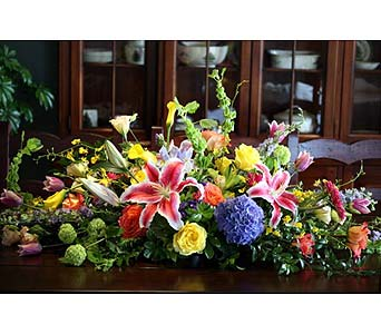 Dining in Bellevue WA, Lawrence The Florist