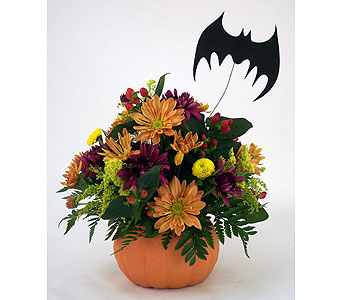 All Hallows Eve in Indianapolis IN, Gillespie Florists