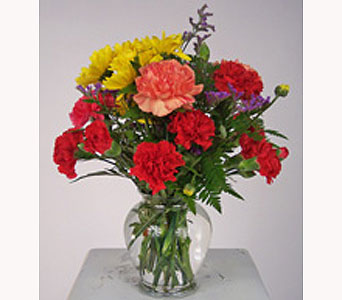 Color Burst in Indianapolis IN, Gillespie Florists