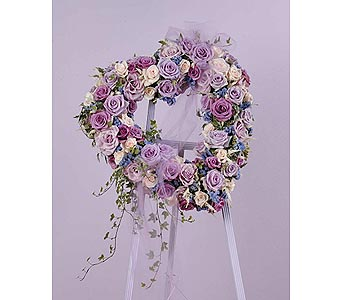 Love of Lavender Wreath in Coplay PA, The Garden of Eden