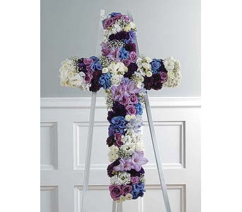 Purple Hues Cross in Coplay PA, The Garden of Eden