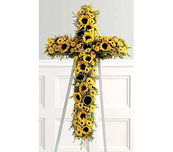 Sunflower Cross in Coplay PA, The Garden of Eden