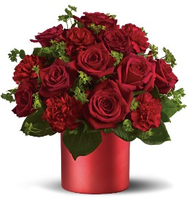 Teleflora's Too Hot in Madison ME, Country Greenery Florist & Formal Wear
