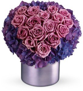 Teleflora's Stole My Heart in New Rochelle NY, Flowers By Sutton