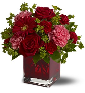 Together Forever by Teleflora in Coeur D'Alene ID, Hansen's Florist & Gifts