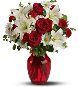 Be My Love in Largo FL, Rose Garden Flowers & Gifts, Inc