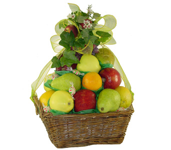 Raimondi''s Seasonal Fruit Basket in Baltimore MD, Raimondi's Flowers & Fruit Baskets