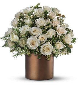 Teleflora's Love Happens Bouquet in Olean NY, Uptown Florist