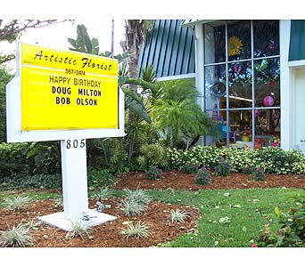 Artistic First Florist, Vero Beach, Florida - Meet our Staff, picture