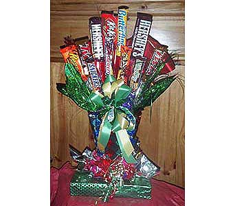 Candy Bouquet in Staten Island NY, Buds & Blooms Florist