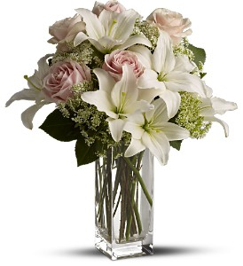 Teleflora's Heavenly and Harmony in Manhattan KS, Westloop Floral