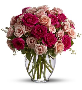 Spray Roses are Pink Deluxe in Phoenix AZ, Robyn's Nest at La Paloma Flowers
