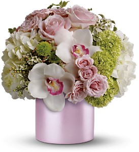 Teleflora's Love Song in Marion MA, Eden Florist & Garden Shop