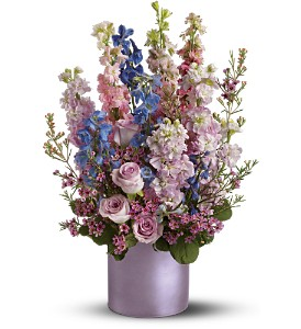 Teleflora's Lavender Lace in Madison ME, Country Greenery Florist & Formal Wear
