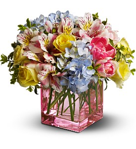 Teleflora's Spring Sweetness in Longview TX, The Flower Peddler, Inc.