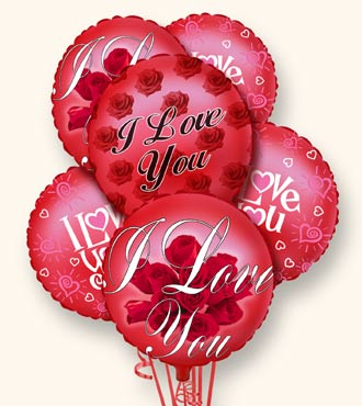 I Love You a bunch in Sayville NY, Sayville Flowers Inc