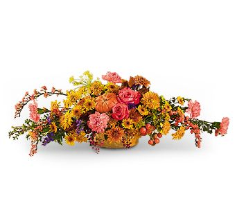 Fall Fantasia in Orange CA, LaBelle Orange Blossom Florist