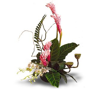 Memories of Maui in Orange CA, LaBelle Orange Blossom Florist