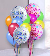 New Baby balloon bouquets in Perrysburg & Toledo OH  OH, Ken's Flower Shops