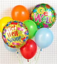 Get Well Soon Balloons in Perrysburg & Toledo OH  OH, Ken's Flower Shops