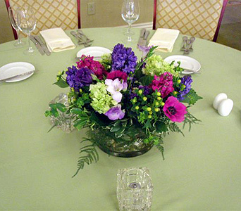 Centerpiece 44 in Norristown PA, Plaza Flowers